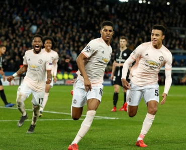 Champion's League: ¡Manchester United elimina al PSG!